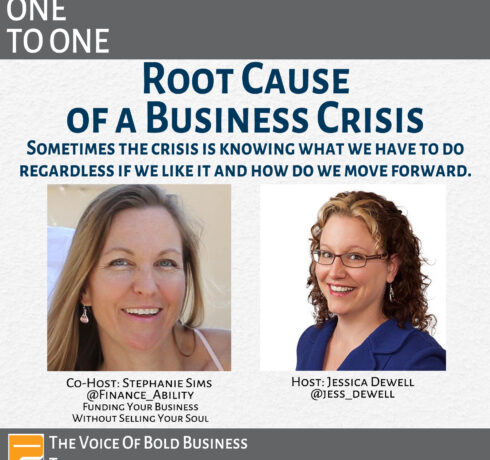 Program 58 - Root Cause of a Business Crisis
