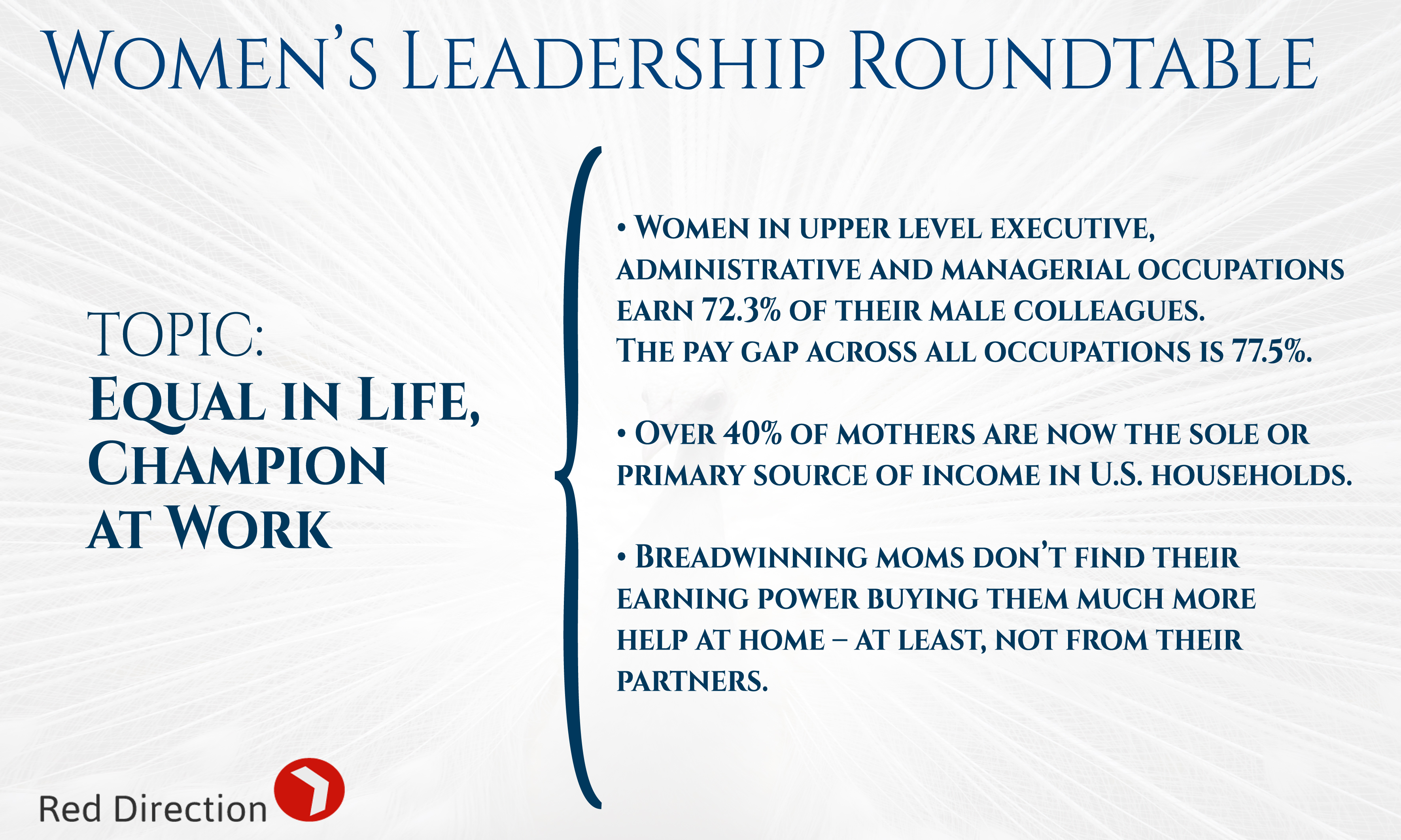 Women's Leadership Roundtable 2