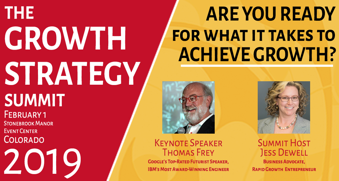 The Growth Strategy Summit Colorado
