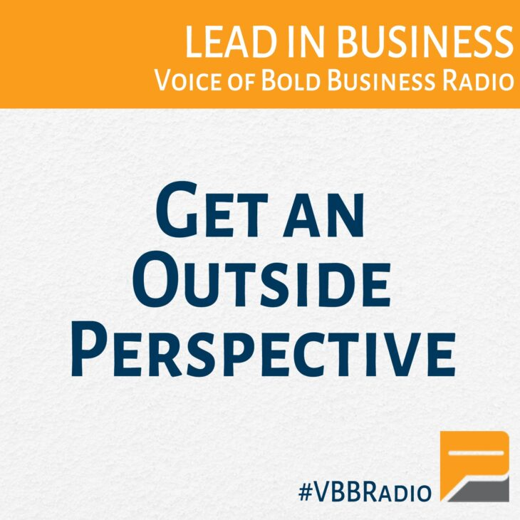 Get an Outside Perspective (p227 LIVE)