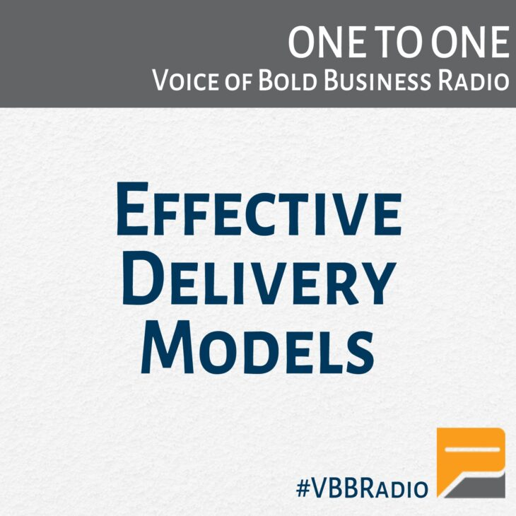 Effective Delivery Models (p234)