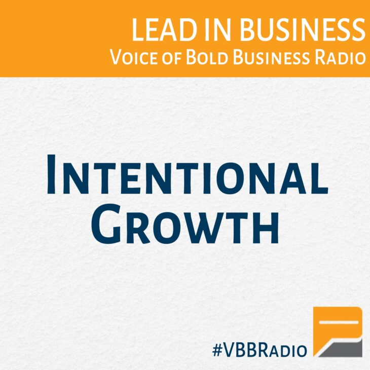 Intentional Growth (p239 LIVE)