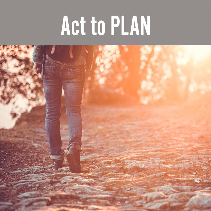 Act to PLAN