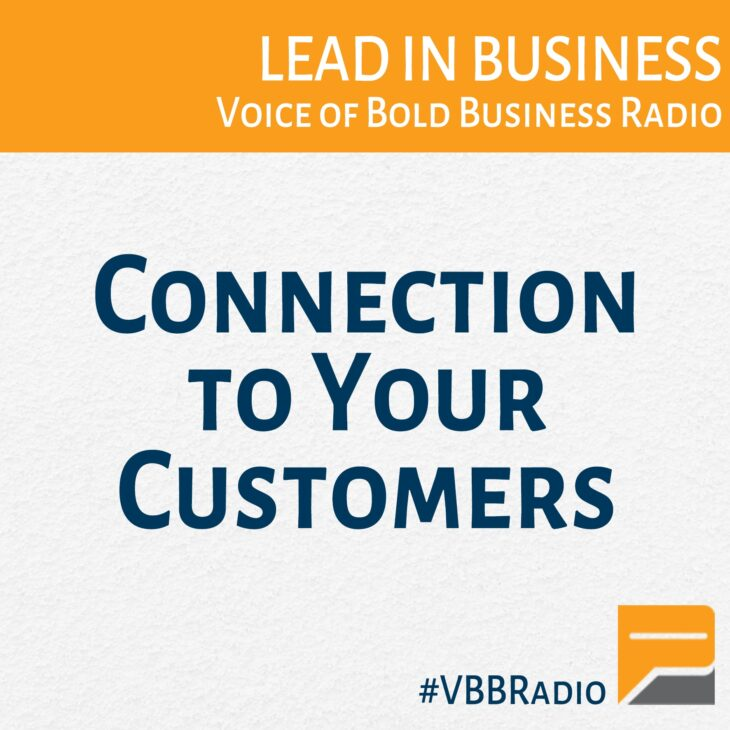 Connection to Your Customers (p229 LIVE)